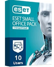 Купить ESET Small Office Pack Стандартный в ИБР