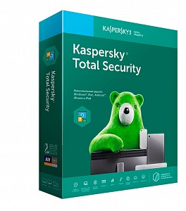 Купить Kaspersky Total Security в ИБР