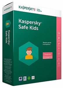 Купить Kaspersky Safe Kids в ИБР